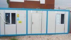 Prefabrik, Konteyner ve Modüler kabinler Üretiyoruz.