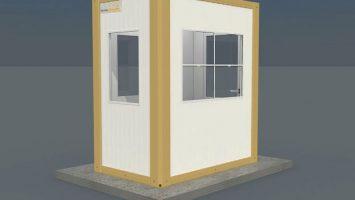 Panel Kabin 135 x 210