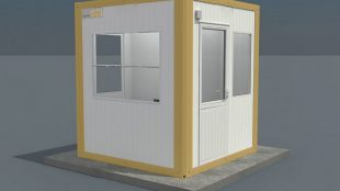 Panel Kabin 210 x 210