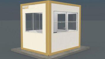 Panel Kabin 210 x 260