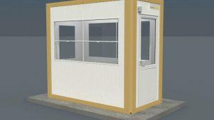 Panel Kabin 135 x 260